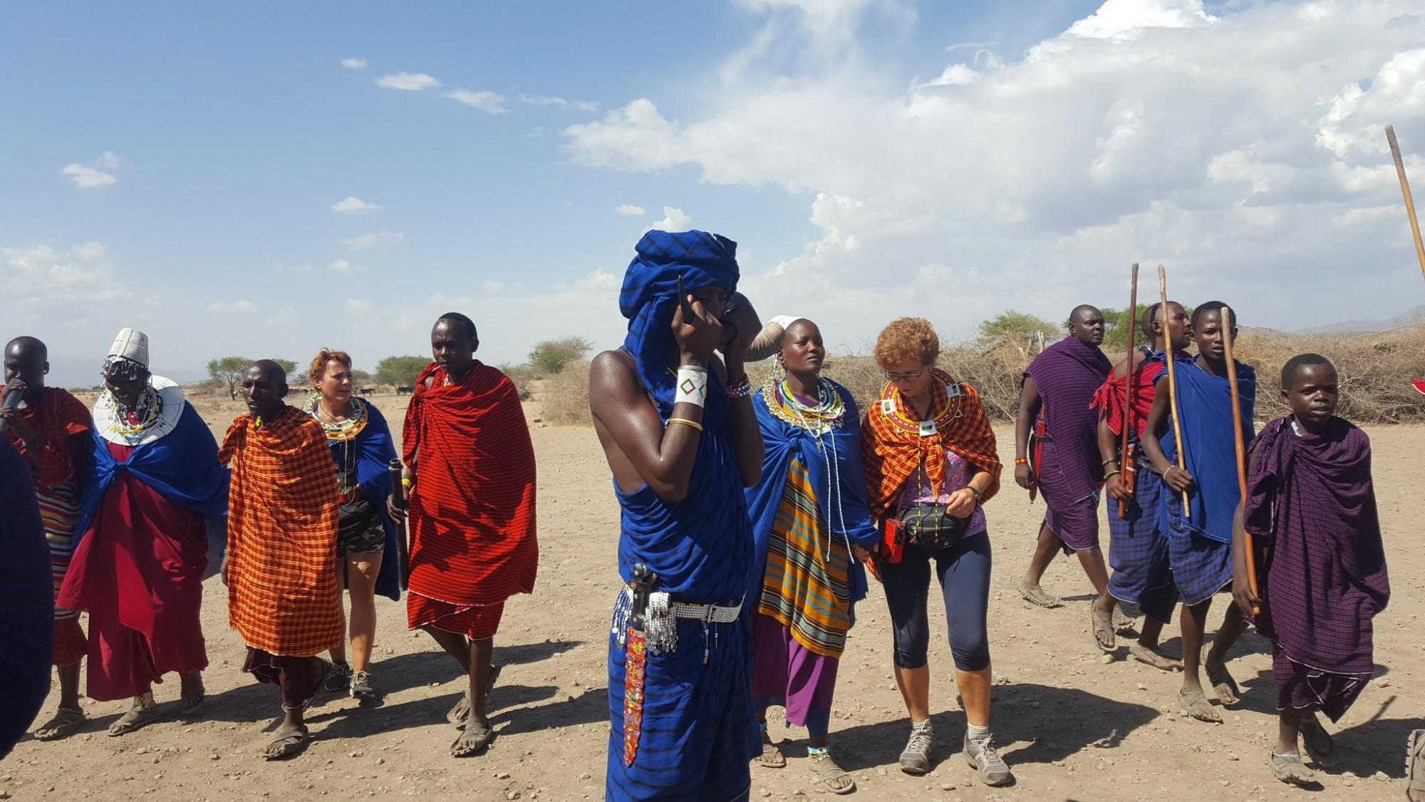7 ימים בטנזניה