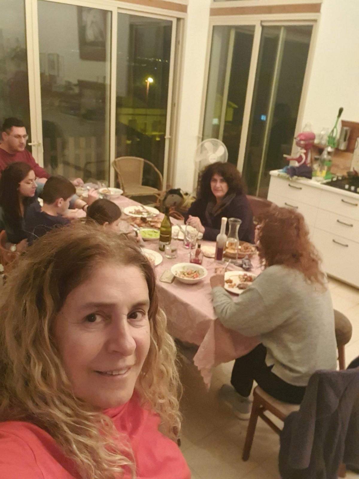 הגולן ומשפחות בקטנה
