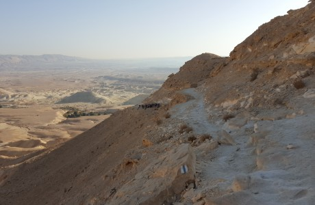 Tours and tracks in Israel